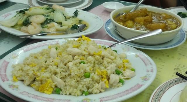 Gain Wah Dishes