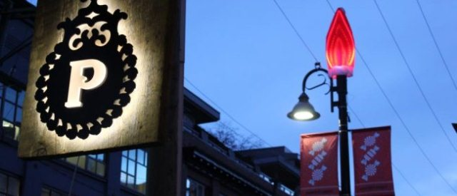 the parlour restaurant vancouver