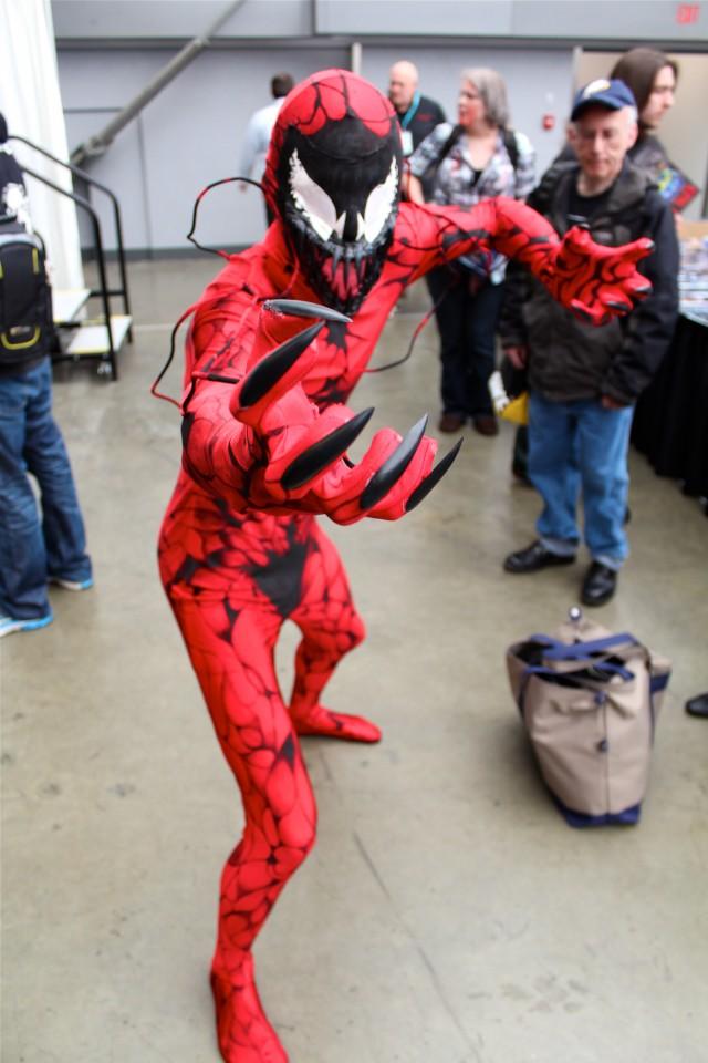Fan Expo Vancouver 2013