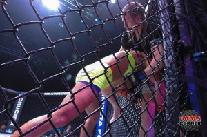 Julia Budd Invicta FC 5 Fight Photo 1