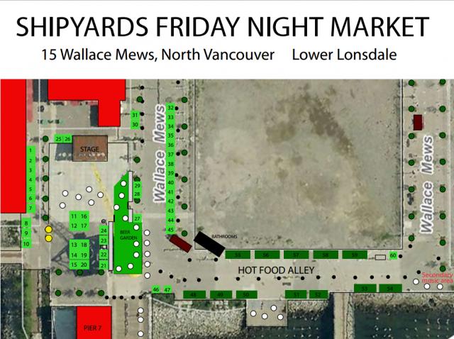 North Vancouver Night Market 2013