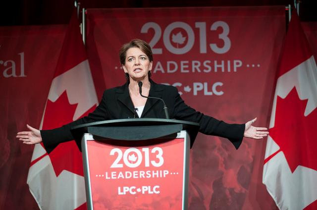 liberal leadership 2013