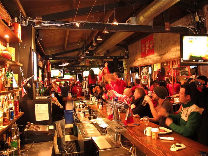G Sports Bar