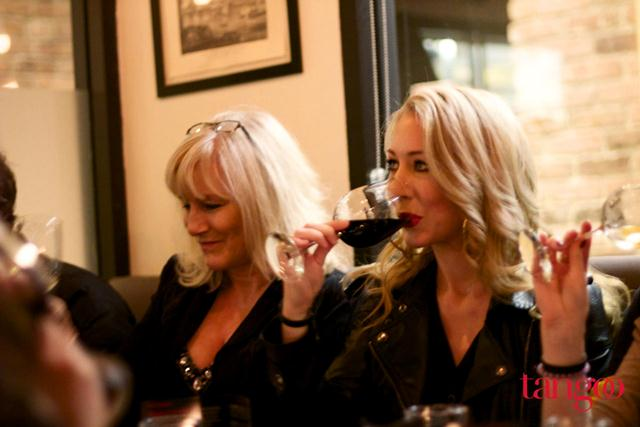 Tangoo wine tasting