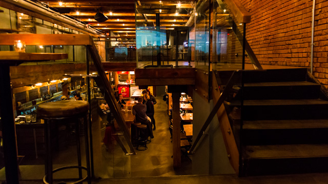 New vancouver restaurant the portside pub daily hive
