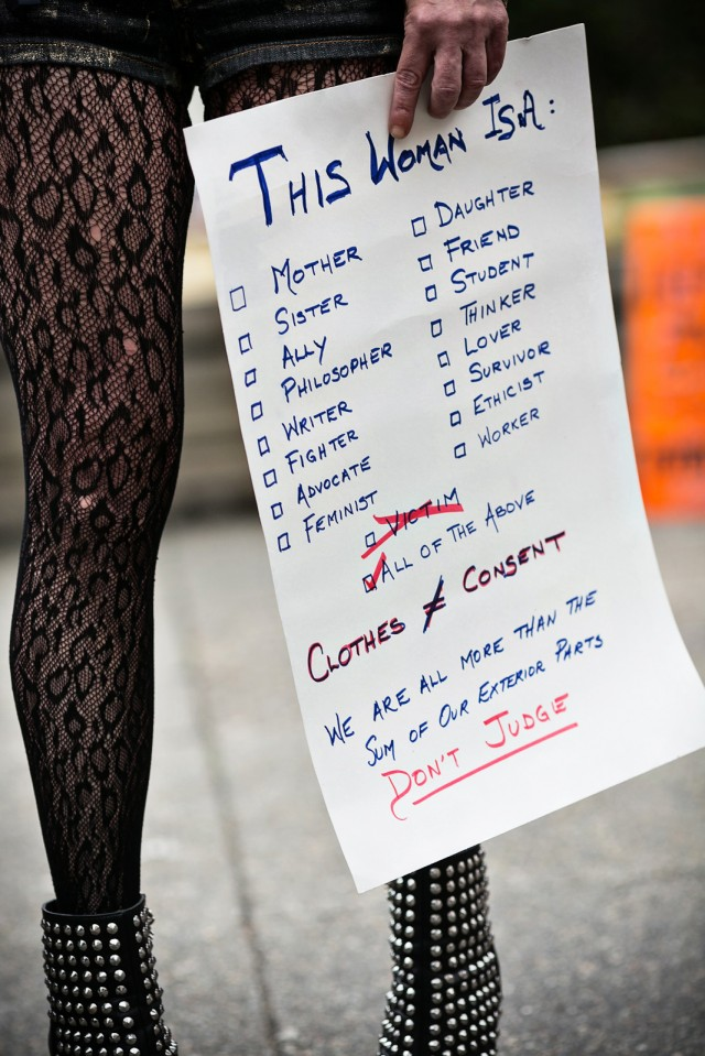 SlutWalk Vancouver
