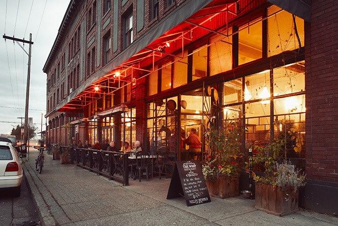 The Whip Restaurant & Gallery