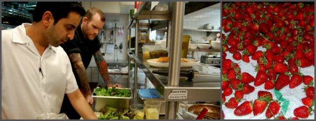 Cibo Trattoria Kitchen