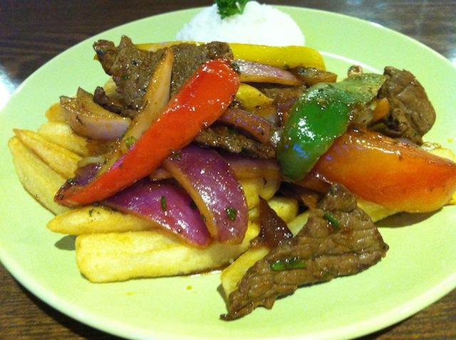 Silvestre Gusto Latino - A Taste of Peru