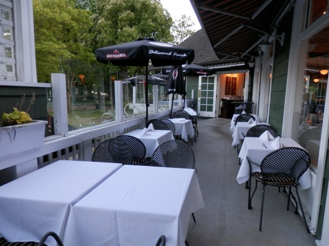 best patios in west end vancouver