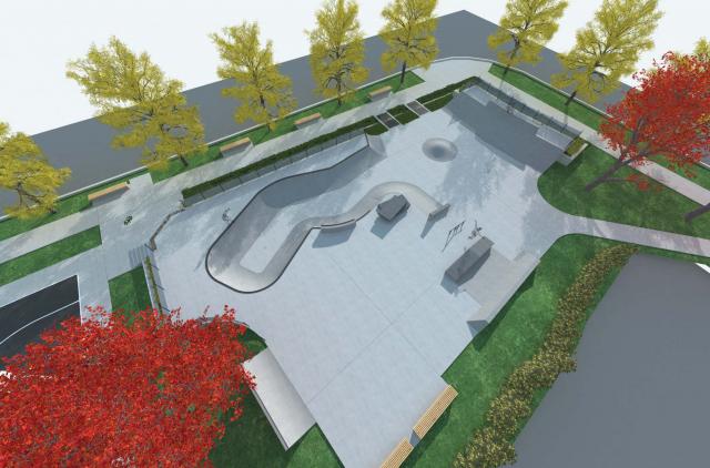 UBC Skatepark
