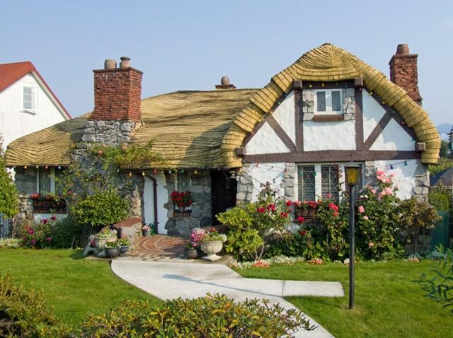 Vancouver Hobbit House
