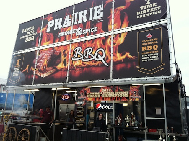 Cloverdale Rodeo & Country Fair - A Taste of Southern Barbecue