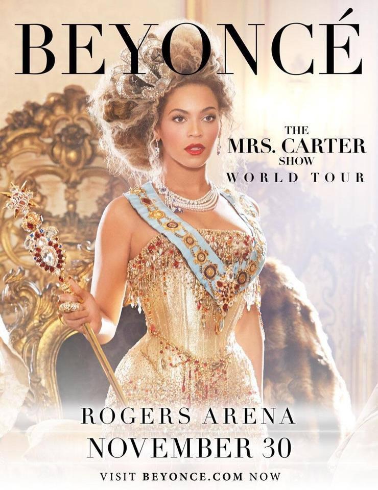 Beyonce Vancouver