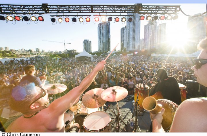 Vancouver International Jazz Festival closing weekend