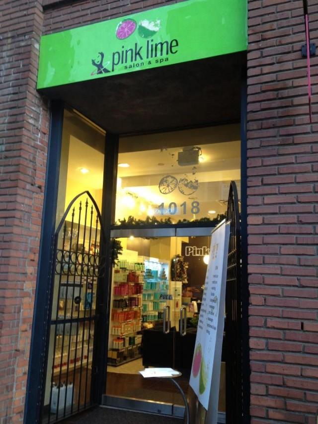 manicure pedicure downtown vancouver