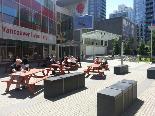 best lunch spots in downtown vancouver