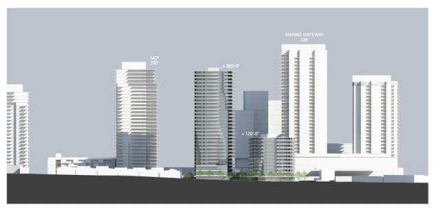 Cambie and Marine project