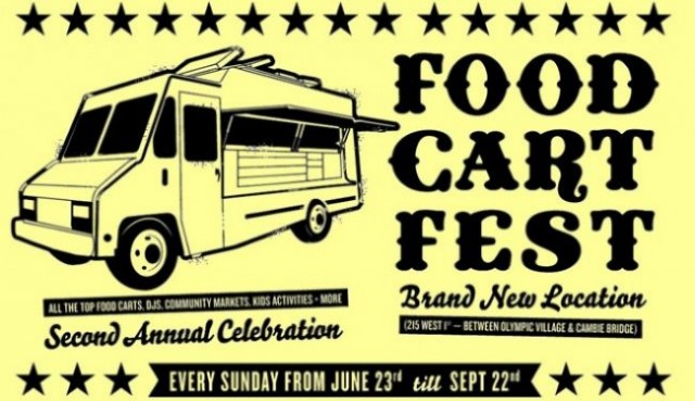 Food Cart Festival Vancouver 2013
