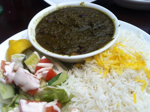 Cazba Restaurant - A Taste of Persia
