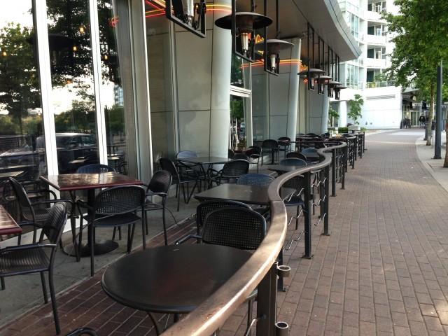 hurricane grill patio