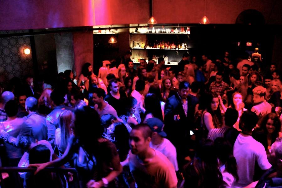 Brooklyn Gastown Dancefloor
