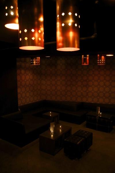 Brooklyn Gastown Lounge Area