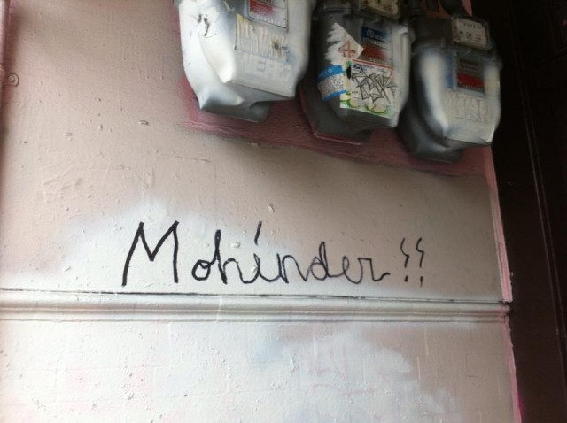 Mohinder Graffiti
