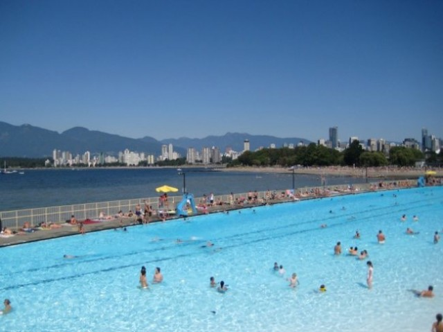 Outdoor Pools Vancouver