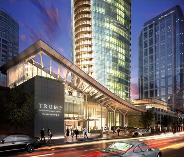 Trump Hotel Vancouver