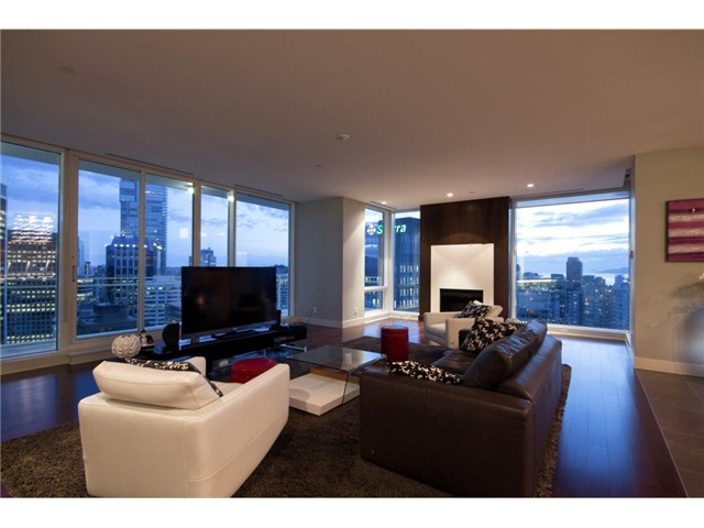 Vancouver Penthouse on West Cordova