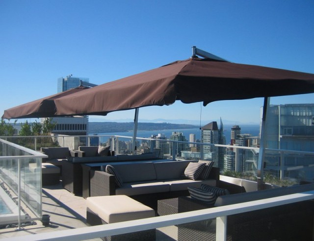 Fairmont Pacific Rim Penthouse