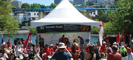 granville island jazz