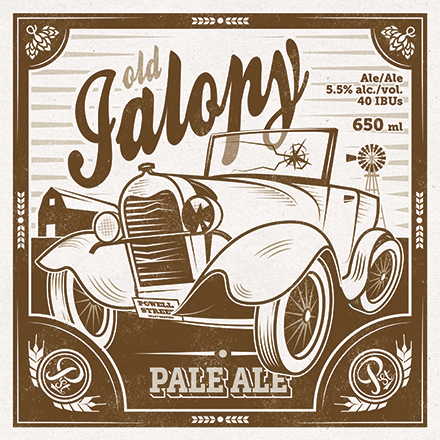 label-jalopy
