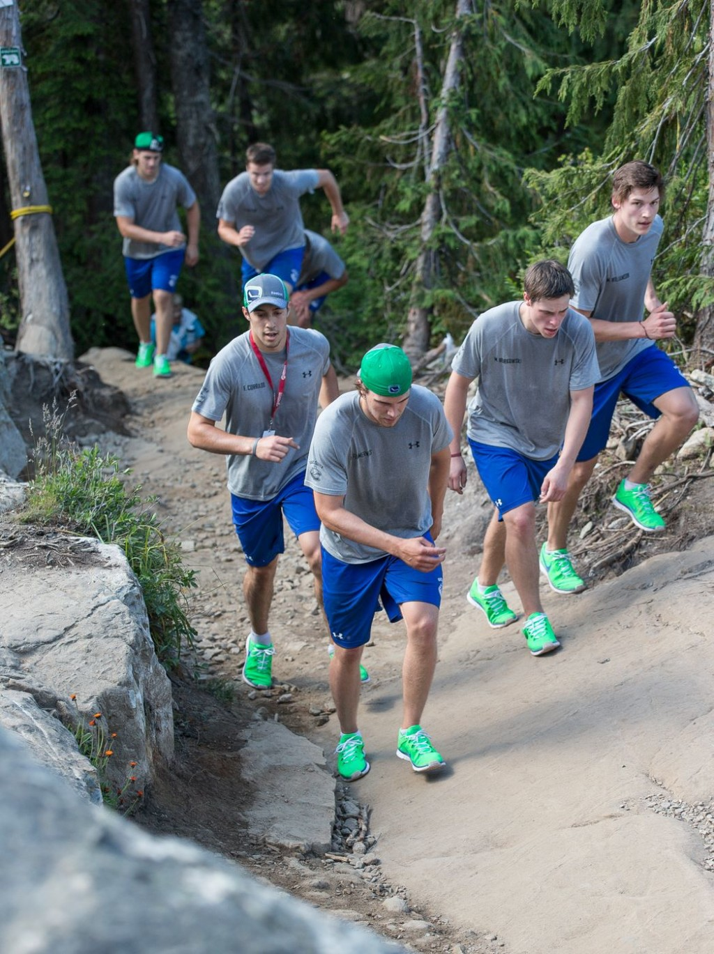 Vancouver Canucks Grouse Grind