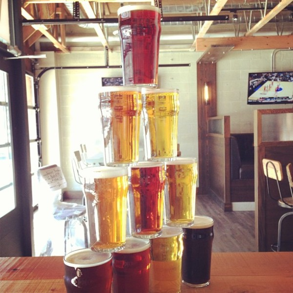 Where to find craft beer in vancouver for under 5 daily for Where to buy craft beer