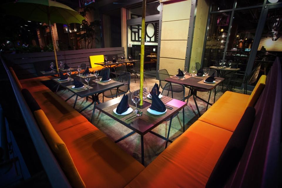 Urban Thai Bistro Patio