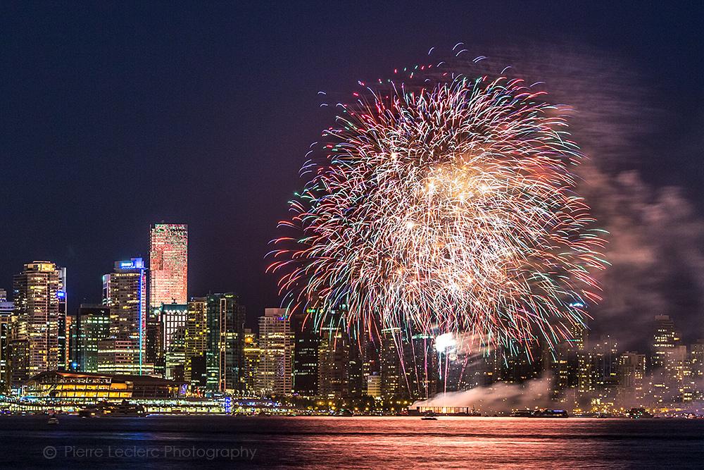 Canada Day 2013 Fireworks