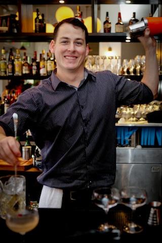 Buck at the Bar