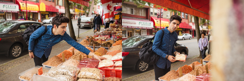 Felix Cartal Chinatown Vancouver