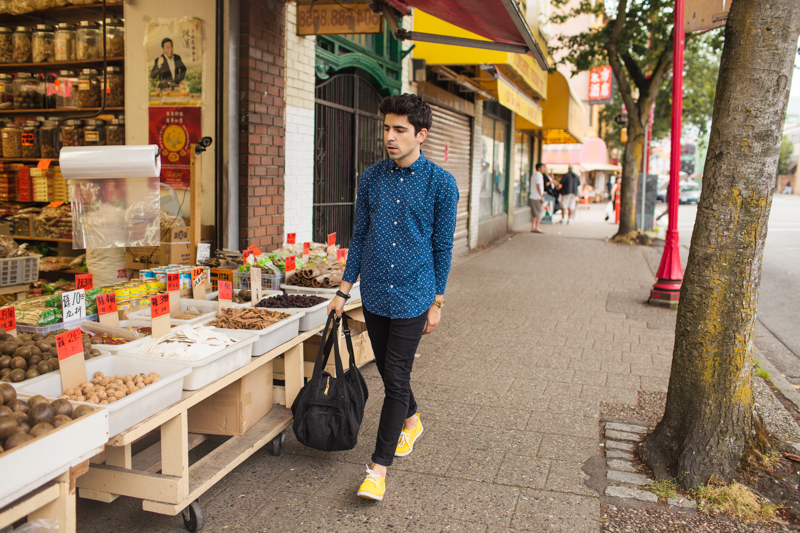 Felix Cartal Chinatown