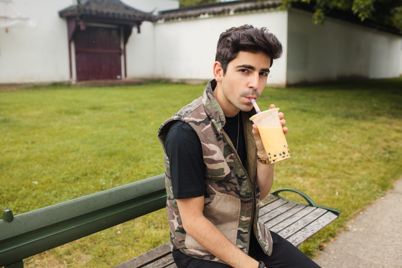 Felix Cartal Bubble Tea