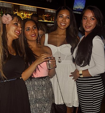 Four girls Yacht Club