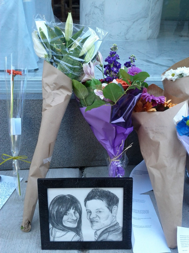 Cory Monteith Memorial