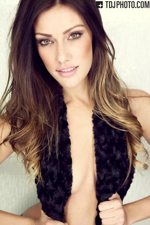Celeste Ziegler Vancouver Model