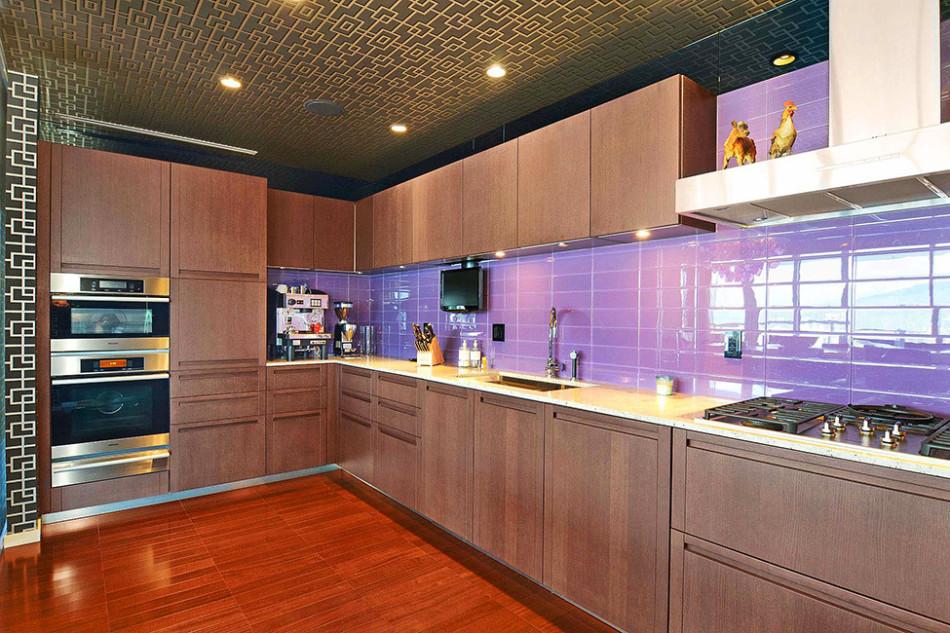 Kitchen Vancouver Penthouse