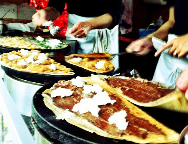 La Boheme Creperie Top 10 Vancouver Food Carts