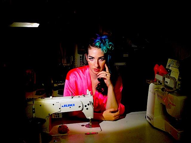 Misty Greer Sewing