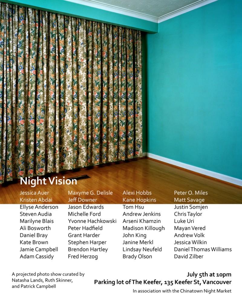 Night Vision Chinatown