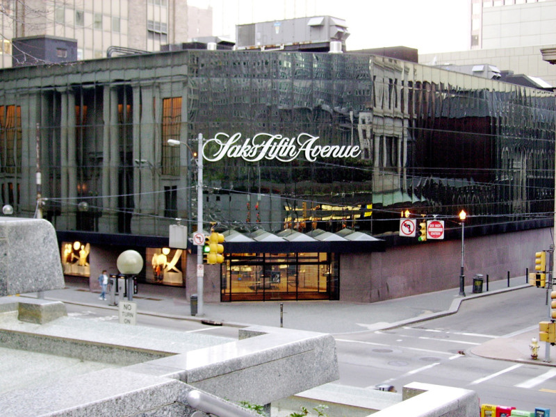 Saks Fifth Avenue Vancouver